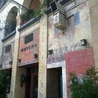 Photo taken at Hotel Figueroa by Bradley B. on 7/28/2012