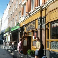 Photo taken at Fitzroy Tavern by Keith F. on 8/17/2012