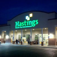 Photo taken at Hastings by Steven V. on 6/17/2012