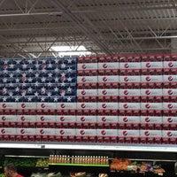 Photo taken at Walmart Supercenter by Dave M. on 6/24/2012