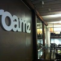 Photo taken at Roamz by Alana F. on 4/18/2012
