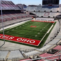Photo taken at Ohio Stadium by Ryan S. on 6/26/2012