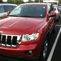 Photo taken at Leith Chrysler Jeep by Brandon B. on 6/13/2012