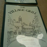 Photo taken at The Village Grill by JC M. on 5/19/2012