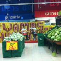 Photo taken at Extra Hipermercados by Andre L. G. on 8/11/2012