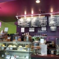 Photo taken at Black Dog Coffee by Jennifer G. on 8/25/2012