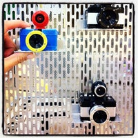 Photo taken at Lomography Embassy Store Istanbul by Helen C. on 8/27/2012