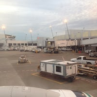 Photo taken at Gate C11 by Rebecca K. on 6/16/2012