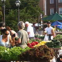 Photo taken at Old Town Farmers' Market by kristina k. on 5/26/2012