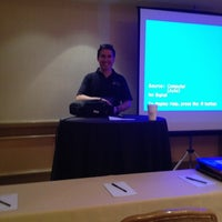 Photo taken at #DMSC 2012 Digital Marketing Strategies Conference by Jody D. on 2/2/2012
