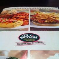 Photo taken at Perkins Family Restaurant & Bakery by Vito P. on 5/25/2012