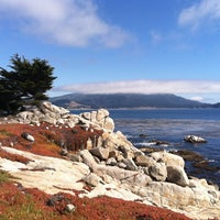 Photo taken at 17 Mile Drive by Liz T. on 8/5/2012