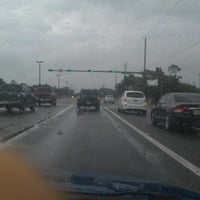 Photo taken at US-98 & Champaign St/Cody Ave by Cody J. on 7/31/2012