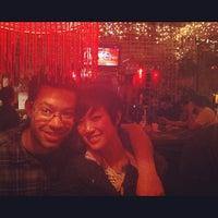 Photo taken at Sake Bar Satsko by chuckdafonk F. on 2/3/2012