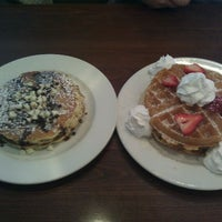 Photo taken at Brunch Cafe by Meera D. on 2/19/2012