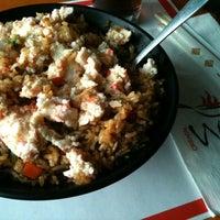 Photo taken at Oriental wok by Edgar C. on 4/4/2012
