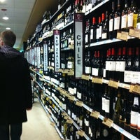 Photo taken at Wine Library by Johnny R. on 2/18/2012
