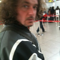 Photo taken at Terminal 3 by CugiFede on 3/1/2012
