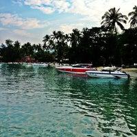 Photo taken at Magic Resort Koh Chang by Lalinee B. on 2/22/2012