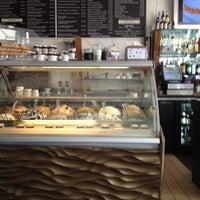 Photo taken at Chocolat Cremerie by Tom P. on 3/14/2012