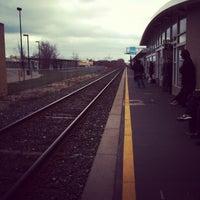 Photo taken at Burlington GO Station by Lindsay J. on 4/8/2012