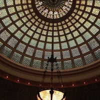 Photo taken at Chicago Cultural Center by Diego G. on 7/29/2012