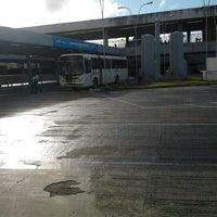 Photo taken at Terminal Integrado Aeroporto by Diogenes A. on 7/14/2012
