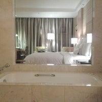 Photo taken at JW Marriott Hotel Medan by leony w. on 9/2/2012
