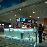 Foto tirada no(a) PlayArte Cinemas por Nane D. em 4/7/2012