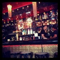 Photo taken at Simone Martini Bar & Cafe by Lauren L. on 4/1/2012