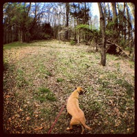 Photo taken at Loch Raven Trail by Elliott P. on 4/1/2012