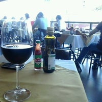 Photo taken at Saccaria Chopperia e Restaurante by Pedro M. on 7/15/2012