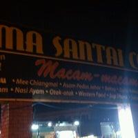 Photo taken at MMA Santai Corner by Omaq V. on 6/9/2012