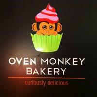 Photo taken at Oven Monkey Bakery by Brandon T. on 8/19/2012