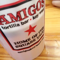 Photo taken at Amigos Tortilla Bar Mexican Restaurant by Carl G. on 6/11/2012