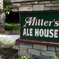 Photo taken at Miller's Ale House by Franklin W. on 3/28/2012