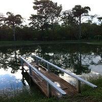 Photo taken at Pousada Recanto Dos Pássaros by Edenilso G. on 4/6/2012