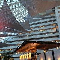 Photo taken at Atrium by Allen A. on 4/5/2012
