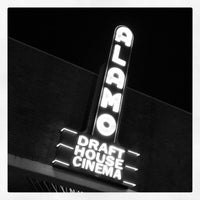 Photo taken at Alamo Drafthouse Mason by Joe C. on 6/24/2012