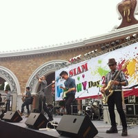 Photo taken at Siam University by taam_siam on 7/8/2012
