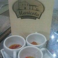 Photo taken at Maricota Gastronomia e Arte by Simone K. on 3/3/2012