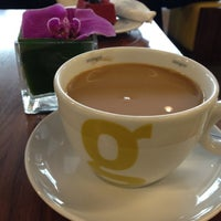 Photo taken at Giovane Café + Market + Eatery by Florence L. on 3/25/2012
