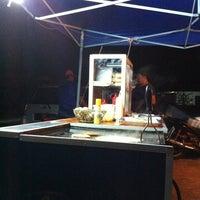 Photo taken at Burger Kiah by Daniel Z. on 5/5/2012