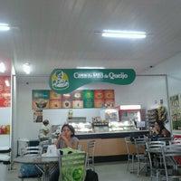 Photo taken at Casa do Pão de Queijo by Pedro B. on 6/21/2012