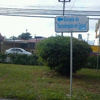 Photo taken at Escuela de Tecnologías en Salud by Steven L. on 3/7/2012