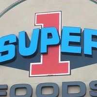 Photo taken at Super One Foods by David Z. on 8/13/2012