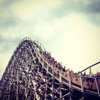 Photo taken at Six Flags Great Adventure by Seth W. on 8/8/2012