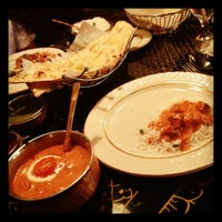 Photo taken at Taste of India by Meg A. on 5/2/2012