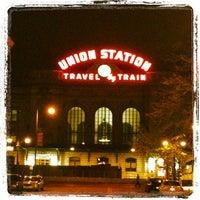 Photo taken at Denver Union Station by JD D. on 4/12/2012