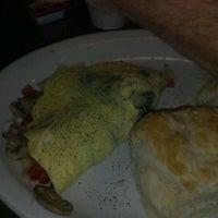 Photo taken at Scrambles Cafe by Melody P. on 5/13/2012